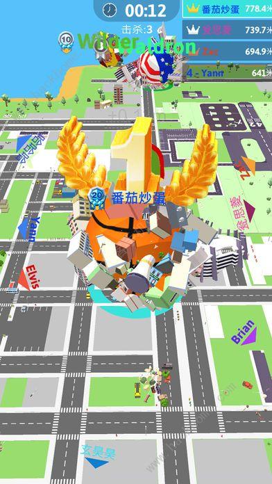 Big Big Baller最新版中文游戏下载(滚动大作战)图片1