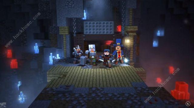 我的世界地牢安卓汉化版手游(Minecraft Dungeons) 图片1