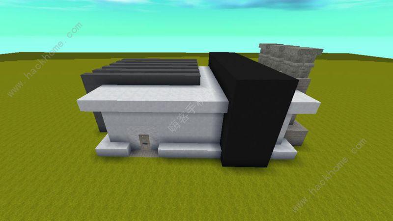迷你世界现代高级风别墅建造攻略[多图]图片1