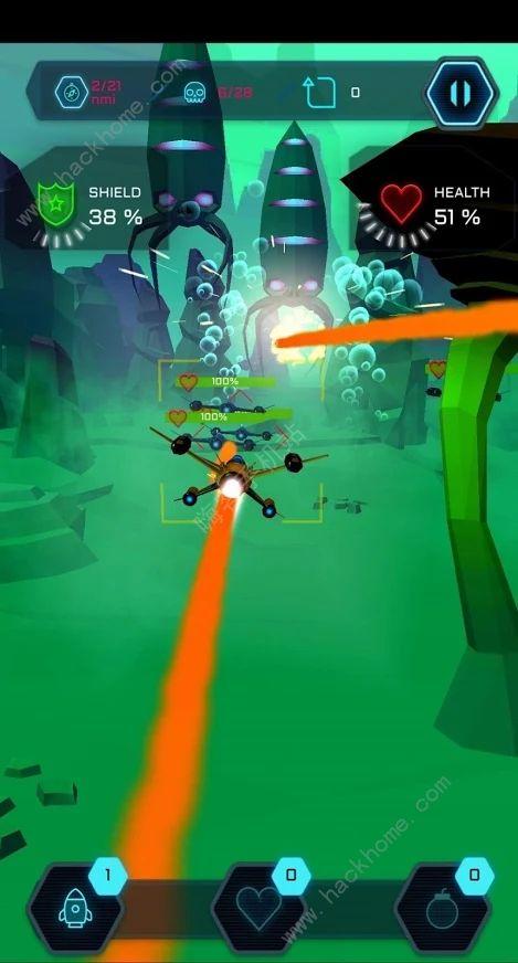 Terrestrial Rush汉化版游戏安卓下载图片1