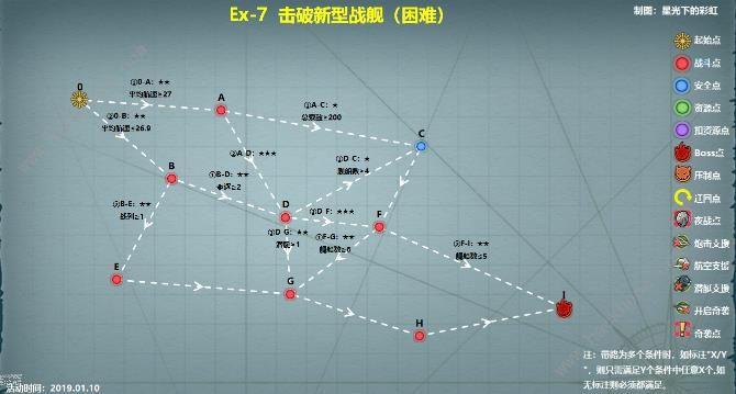 战舰少女R地狱群岛攻略作战复刻困难E7攻略[多图]图片1