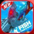 海底猎杀机甲鱼游戏安卓最新版下载 v3