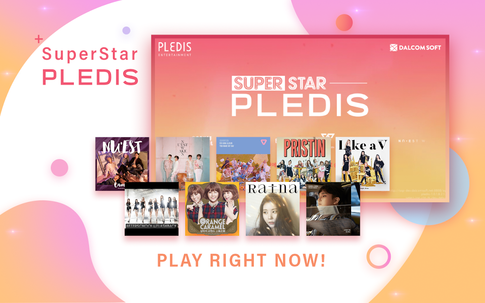 SuperStar PLEDIS游戏官网中文安卓版下载图片3