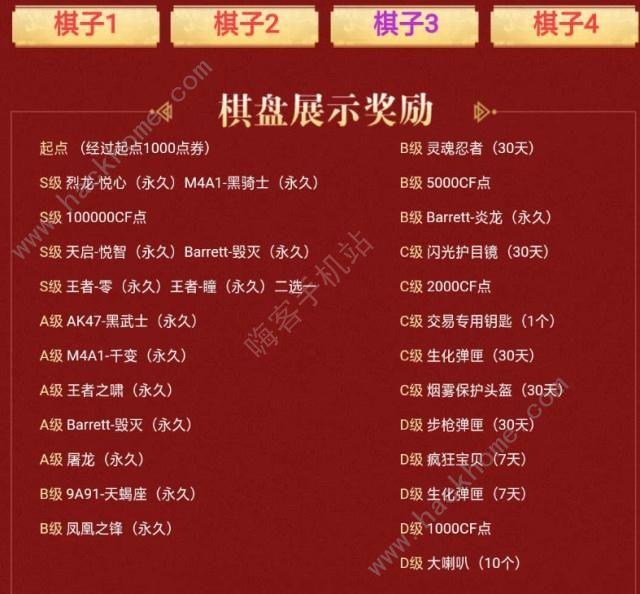 CF手游春节飞行棋攻略大全 2019王者飞行棋奖励获取攻略[多图]图片3