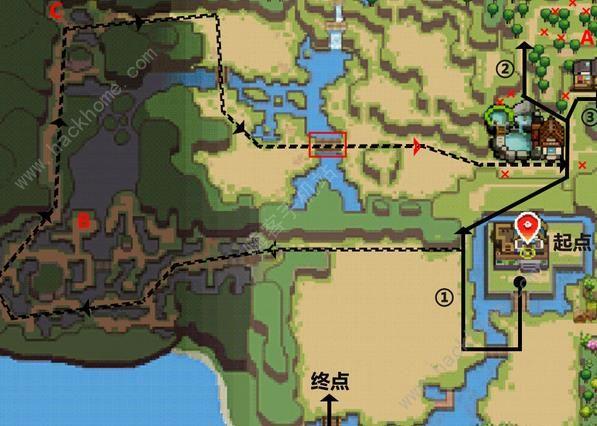 奶牛镇的小时光NPC刷新时间大全 NPC作息时间一览[多图]图片2