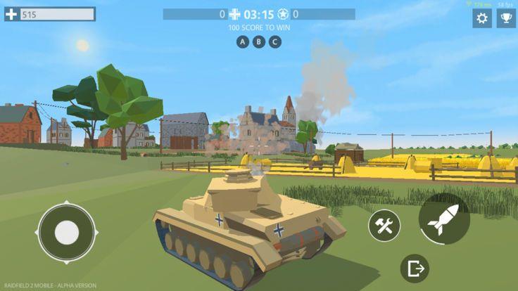 raidfield2游戏安卓中文版下载图片1