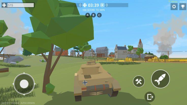raidfield2游戏安卓中文版下载图片2
