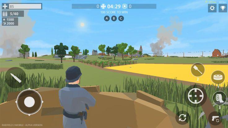 raidfield2游戏安卓中文版下载图片3
