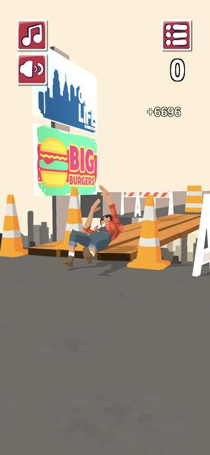 摔倒大叔游戏安卓最新版下载图片4_嗨客手机站