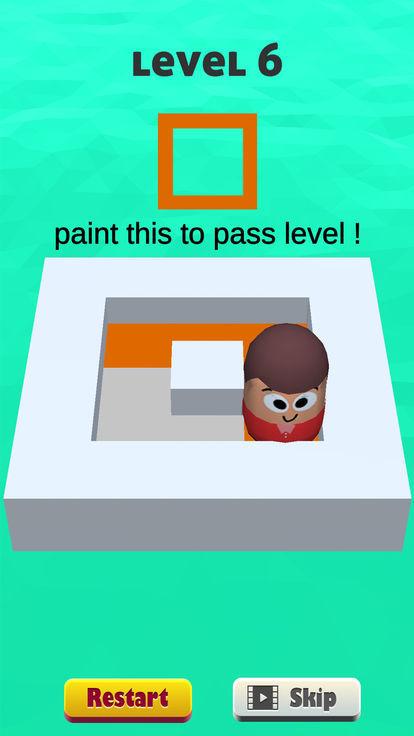 喷漆小人游戏安卓中文版图片2