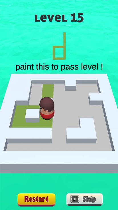 喷漆小人游戏安卓中文版图片3