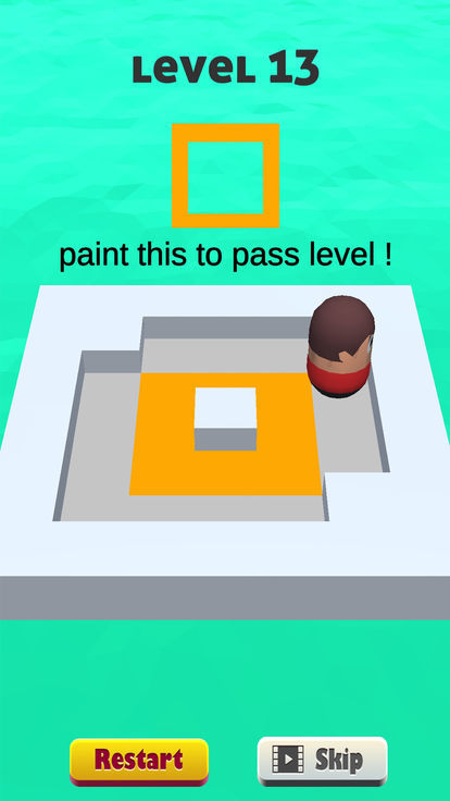 喷漆小人游戏安卓中文版图片4