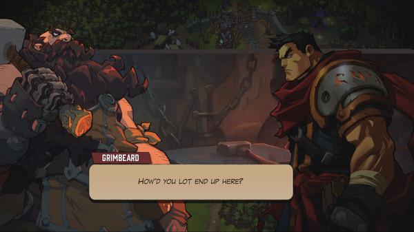 Battle Chasers Nightwar官方手机版图片1