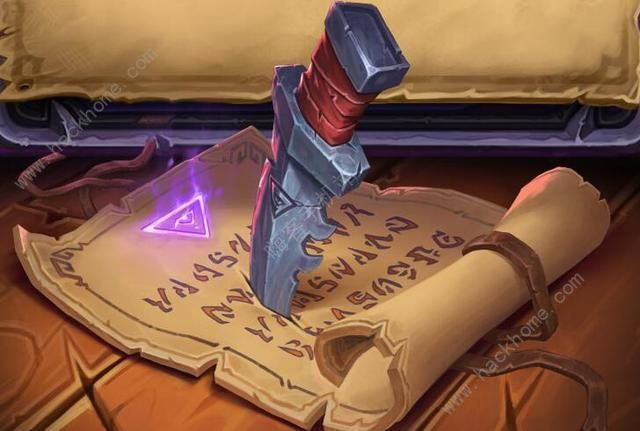 炉石传说新版本暗影崛起4月10日上线 性感橙卡在线挖宝[多图]图片2