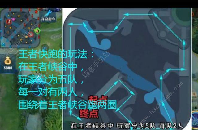 王者荣耀王者快跑道具怎么用 王者快跑道具效果介绍[视频][多图]图片3