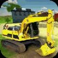 挖掘机工程建造无限金币内购破解版 v1.0