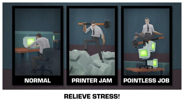 捣毁办公室游戏安卓中文版图片1