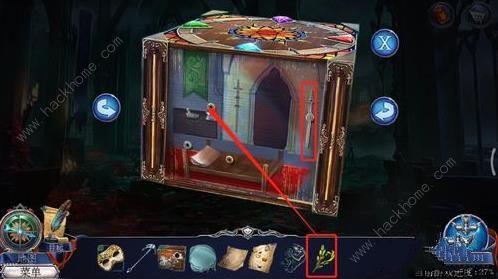 密室逃脱13秘密任务黑暗之城四块玻璃图文通关教程[视频][多图]