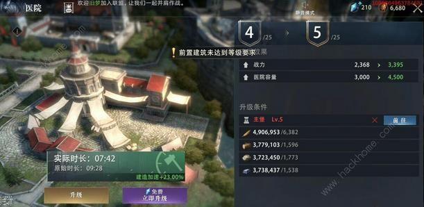权力的游戏凛冬将至主堡建筑升级及作用攻略[视频][多图]图片2