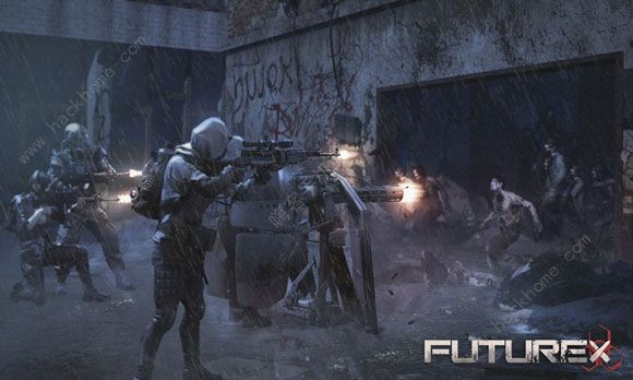 腾讯代号FutureX是什么游戏 代号FutureX玩法攻略[视频][多图]图片1