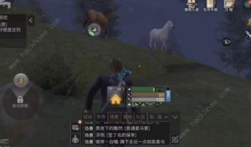 明日之后红杉镇骑马攻略 红杉镇怎么驯马[视频][多图]图片1