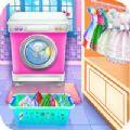 奥利维亚的洗衣店游戏