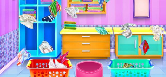 奥利维亚的洗衣店游戏安卓版下载图片1