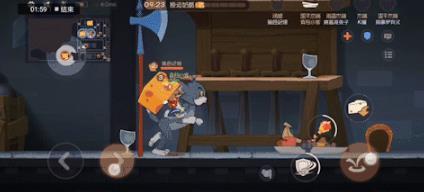 猫和老鼠欢乐互动国王鼠推奶酪技巧攻略[视频][多图]图片1