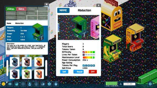 游戏厅大亨安卓版中文游戏(Arcade Tycoon)图片1