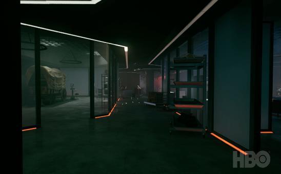西部世界觉醒VR游戏安卓手机版图片1
