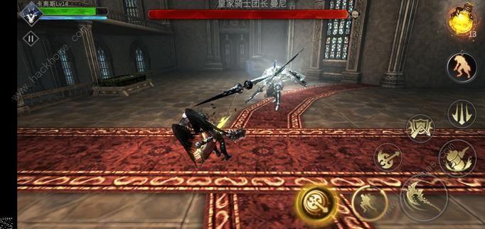 魂之刃巨龙城堡2-10攻略 皇家骑士团团长曼尼通关打法详解[视频][多图]图片4