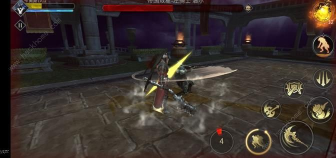 魂之刃巨龙城堡2-5攻略 帝国双星洛尔BOSS打法技巧详解[视频][多图]图片11