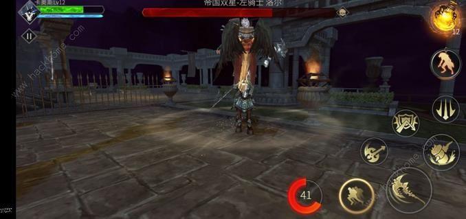 魂之刃巨龙城堡2-5攻略 帝国双星洛尔BOSS打法技巧详解[视频][多图]图片8
