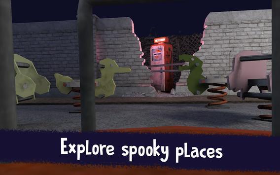 恐怖的冰淇淋店游戏攻略手机版(Ice Scream)图片1