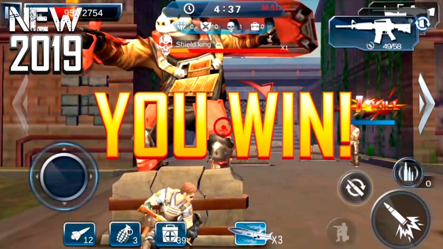 战场狙击手游戏中文版下载图片1