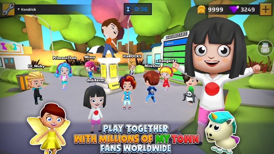 我的城市游戏世界完整中文破解版(My Town World of Games)图片2
