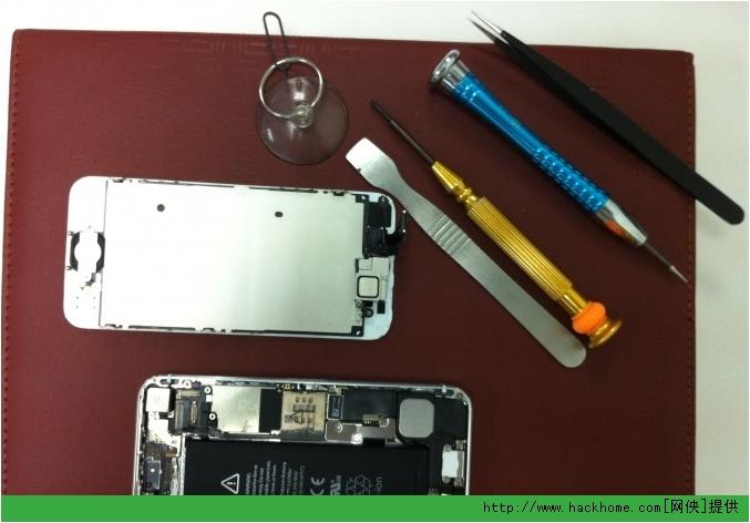 苹果iphone5后盖更换详细图文教程[多图]图片2