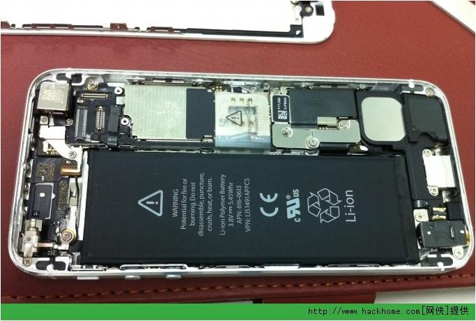 苹果iphone5后盖更换详细图文教程[多图]图片3