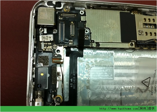 苹果iphone5后盖更换详细图文教程[多图]图片6