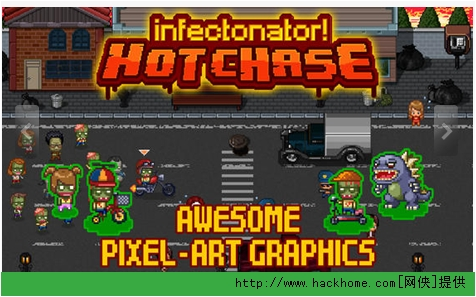 iphone ������������� infectonator hot chase���iphone �����