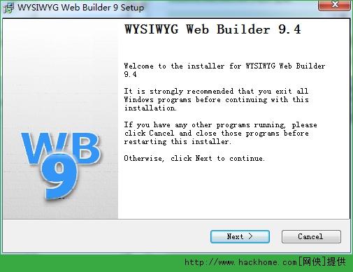 网页生成工具 WYSIWYG Web Builder 官方破解版图5: