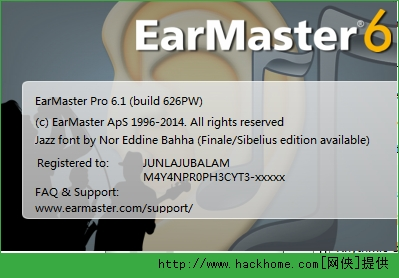 earmaster pro 7破解