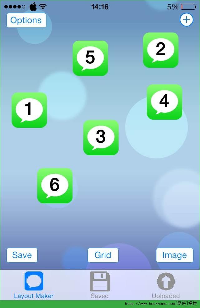 首页 苹果软件 系统优化 → ios8桌面布局增强插件 homescreen