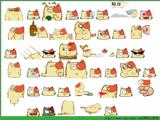 明卡猫QQ表情包 V1.0 绿色版