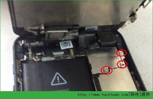 苹果iphone5过保以后常见故障拆机自己维修详细图文攻略[多图]图片5