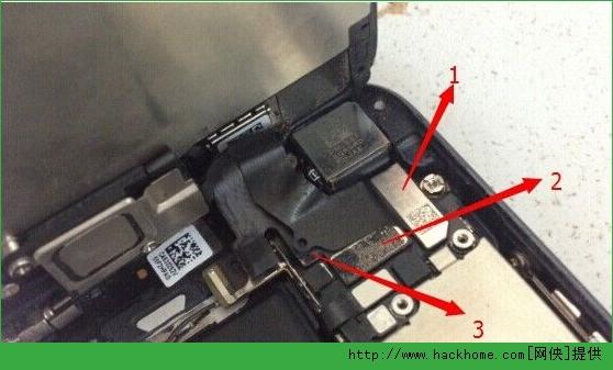 苹果iphone5过保以后常见故障拆机自己维修详细图文攻略[多图]图片6
